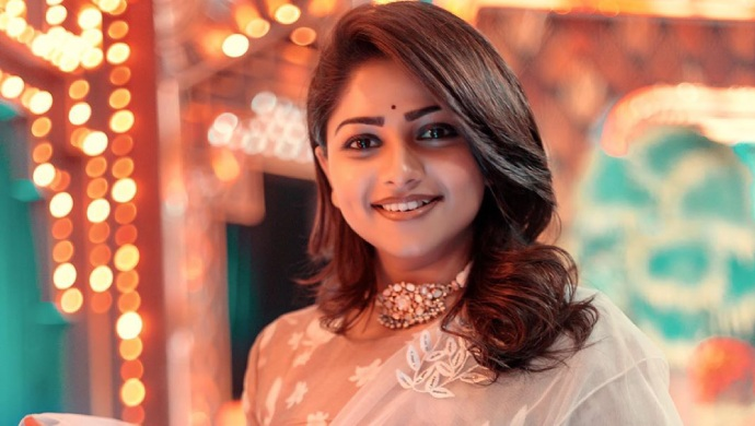 A Smiling Still Of The Birthday Girl Dimple Queen Rachita Ram Of Sandalwood