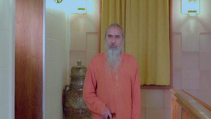 A Still Of The House Priest