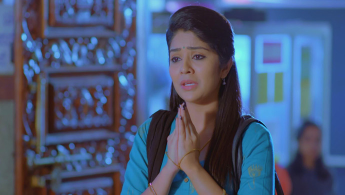 An Emotional Still Of Anu