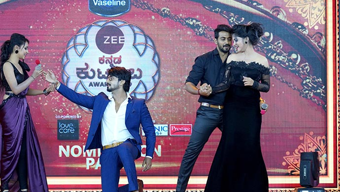 EXCLUSIVE: 24 Pics From The Zee Kannada Kutumba Awards 2019 Nomination Party