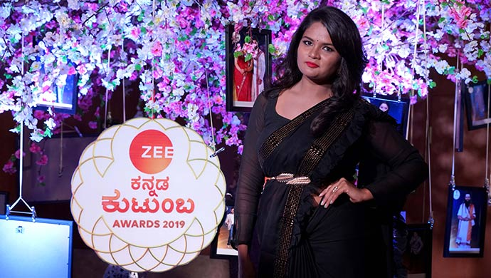 Best Outfits Sported By Stars At The ZEE Kannada Kutumba Awards 2019 Nomination Party