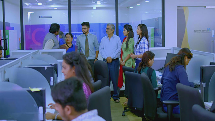 Meera Introduces Everyone To Their Newest Employee Anu