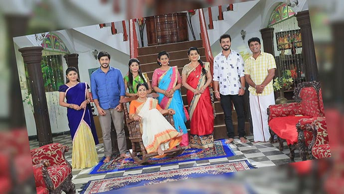 The Cast Of Yaare Nee Mohini In A Still