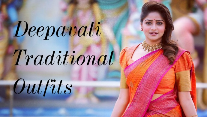 Deepavali Habba Special: 7 Exquisite Outfits Worn By Rachita Ram That Are Worth Flaunting