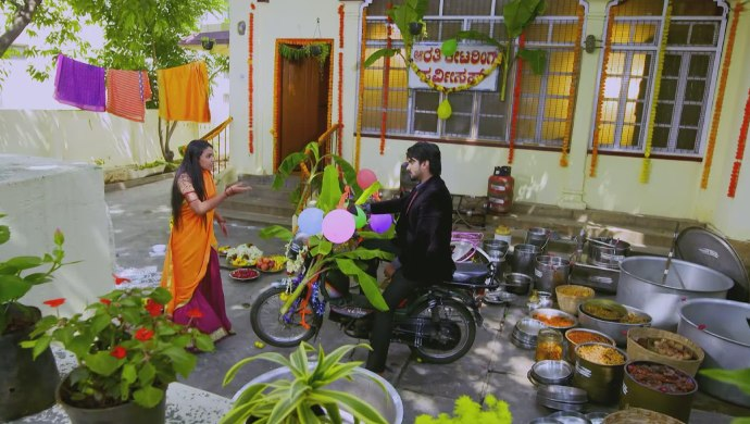 When Vedanth Is Able To Start Ammu's Bike Without Her