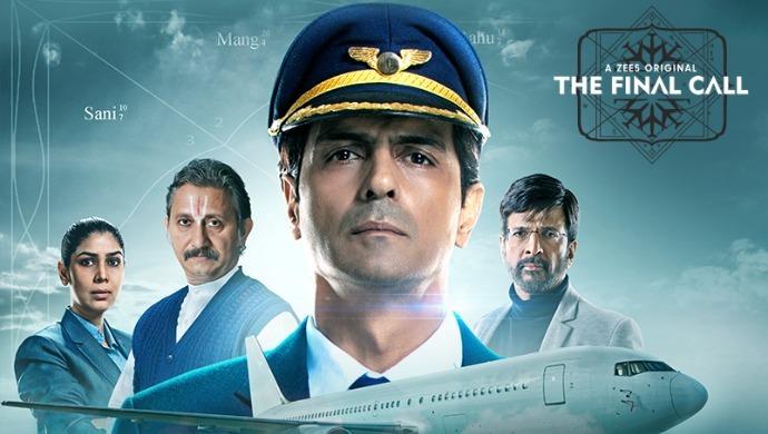 ZEE5 Original Final Call Review: Arjun Rampal-Sakshi Tanwar's Combo Rocketed Sky High
