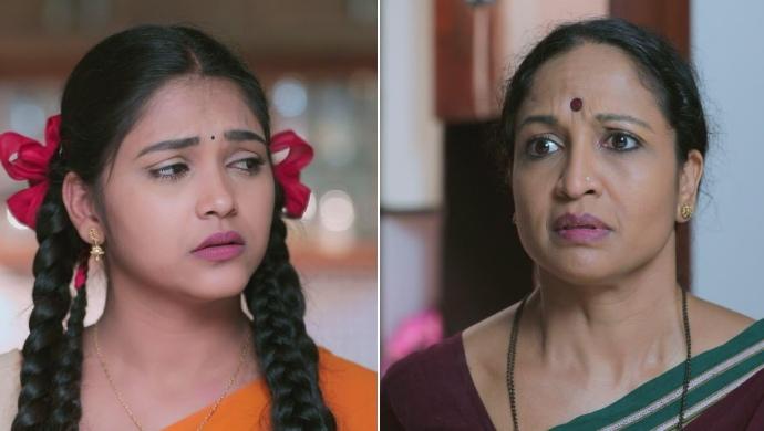 A Collage Of Kamali And Gauri