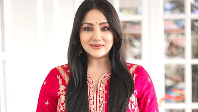 A Smiling Still Of Actress Priyanka Upendra