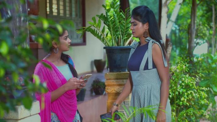 A Still Of Adithi And Sarika