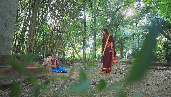 A Still Of Belli And Chitra