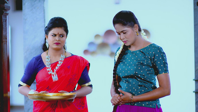 A Still Of Damini And Paaru