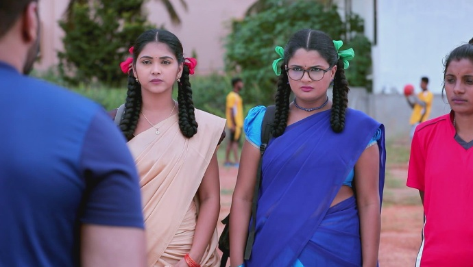 A Still Of Kamali And Ningi