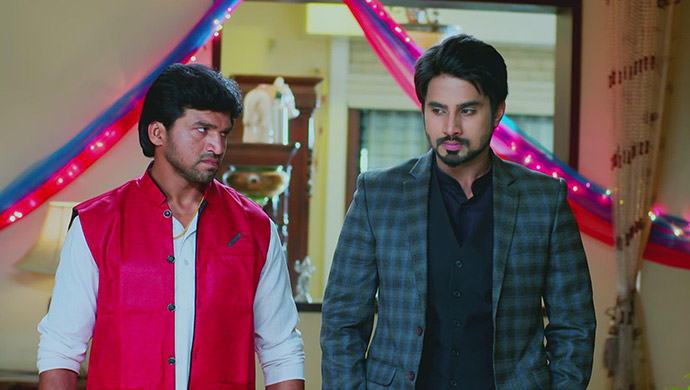 A Still Of Kishan And Vedanth