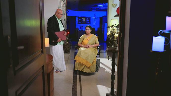 A Still Of Murthy And Kaushalya
