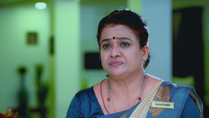 A Still Of Savithri