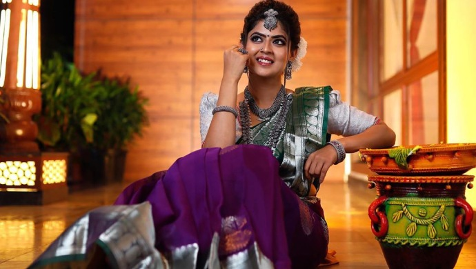 A Still Of The Ravishing Mansi Joshi
