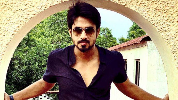 A Still Of Vedanth Vasishta Aka Actor Rakshit