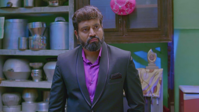 An Angry Still Of Aaryavardhan