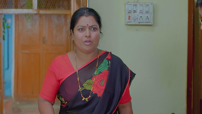 An Angry Still Of Pushpa