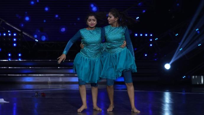 Dance Karnataka Dance Family War 2 - Family Round - 10
