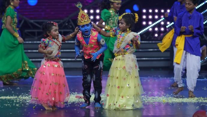 Dance Karnataka Dance Family War 2 - Family Round - 14