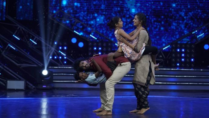 Dance Karnataka Dance Family War 2 - Family Round - 15