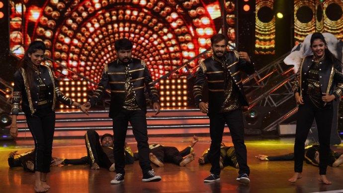 Dance Karnataka Dance Family War 2 - Family Round - 2