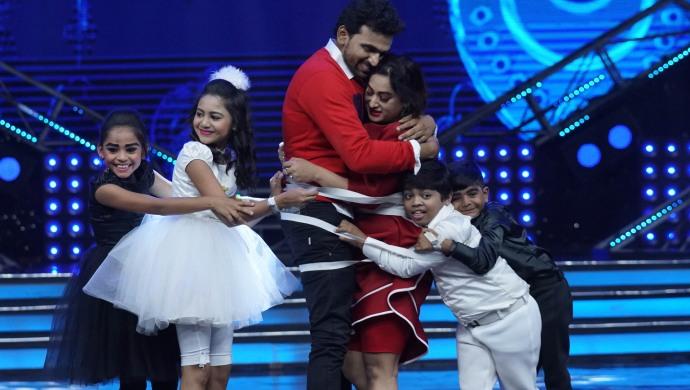 Dance Karnataka Dance Family War 2 - Family Round - 4