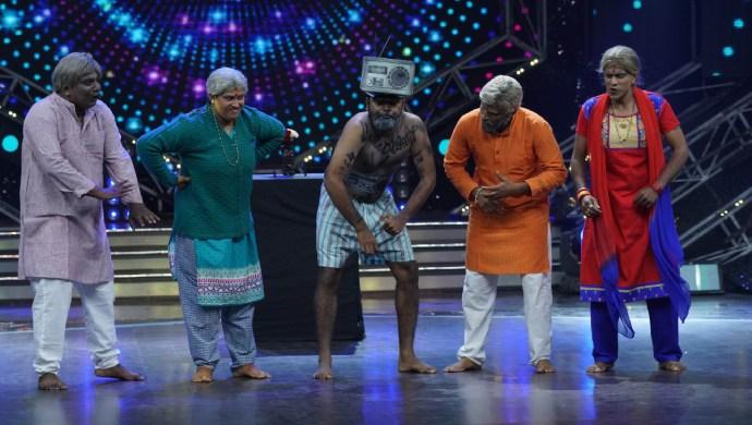 Dance Karnataka Dance Family War 2 - Family Round - 6