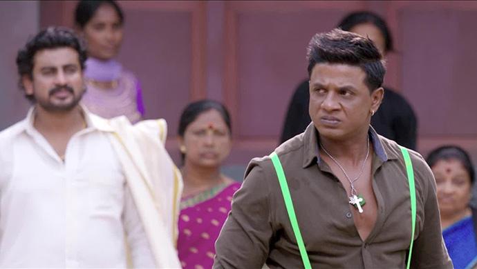 Duniya Vijay Action Sequences In Johnny Johnny Yes Papa - 1