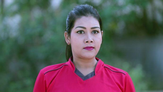 Anika plots against Kamali