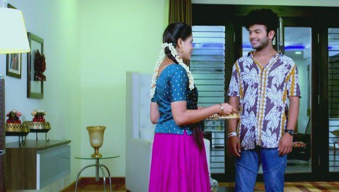Preethu and paaru