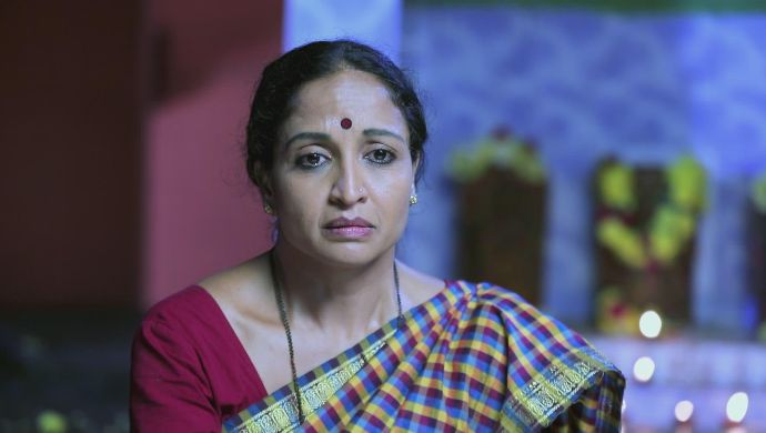 Kamali's mother worries about her