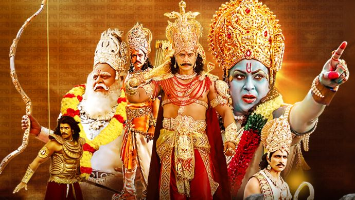 5 Most Interesting Scenes Of Kurukshetra That Will Keep You On The Edge Of Your Seat
