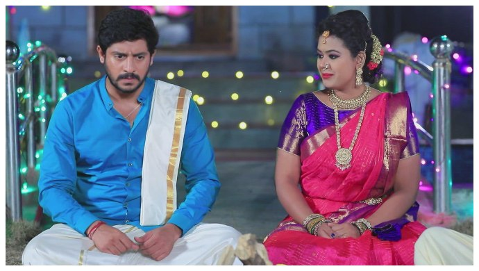 Maya conspires to get married to Muttu
