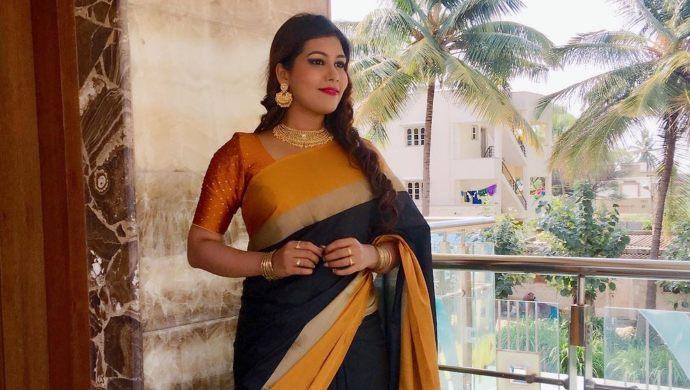 This Wedding Season, Sizzle In Silk Sarees Like Rachana Smith Of Kamali Fame