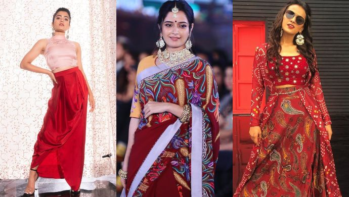 5 Of Your Favourite Actresses Will Show You What To Wear This Valentine's Day