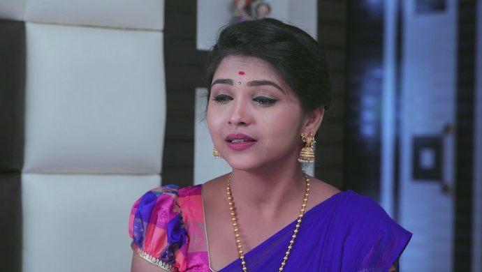 She promises to bring Gauri back