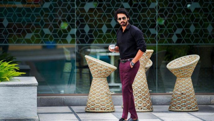 Fashion Friday: Bharath Bhopanna Is Turning Up The Heat With These Outfits