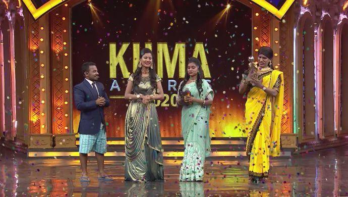 Danappa delivers a splendid act