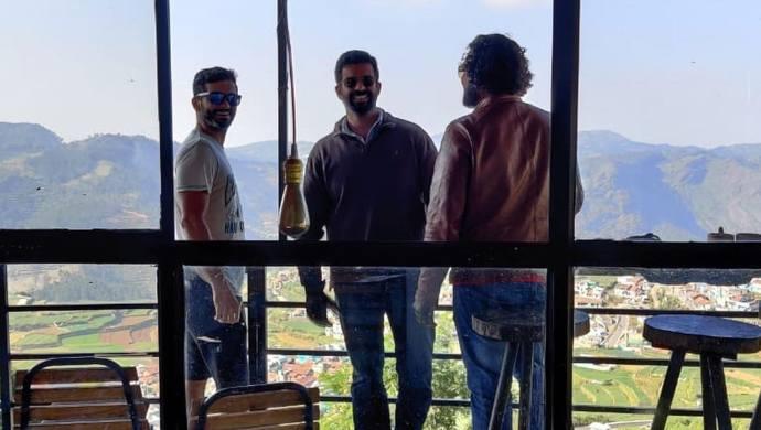 Diganth and his friends roam around Kodaikanal