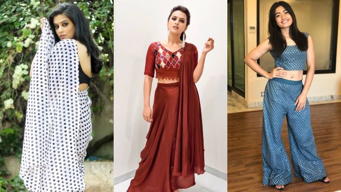 Sandalwood Queens Inspire You To Get The Right Outfit This Shivaratri
