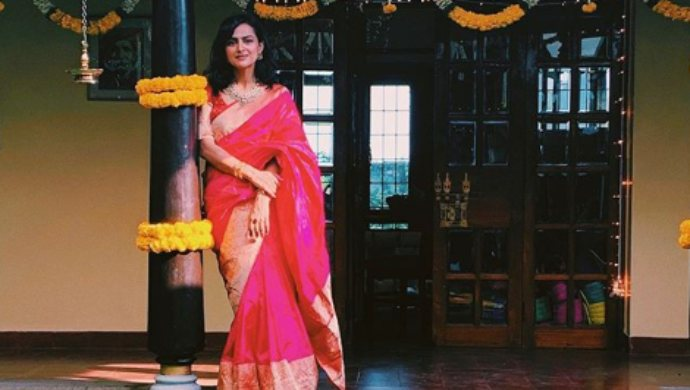 FASHION FRIDAY: 5 Sarees That You Must Have For Every Occasion Like Our Sandalwood Queens