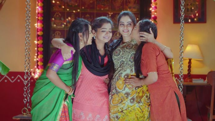 Gattimela 25 February 2020 Preview_ The Four Manjunath Sisters Share An Emotional Moment