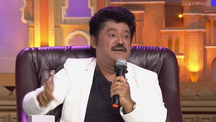 Jaggesh weclomes contestants of Season 1 and 2