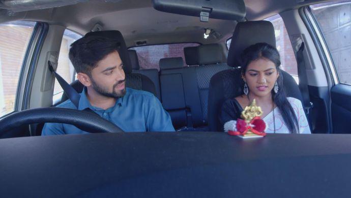 Sarthak asks Adya why she is upset