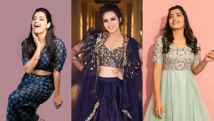 #WowWednesday: Sruthi Hariharan, Rachita Ram – Here's What Your Favourite Actresses Wore