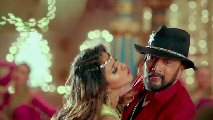 A still from Sundari- Hebbuli