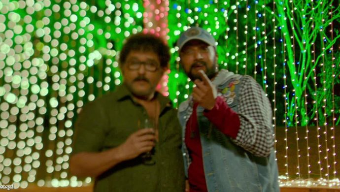 A still from Yennenu Soda - Hebbuli