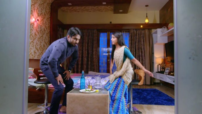 Gattimela 01 April 2020 Preview_ Vedanth And Amulya Get Locked Up In A Room
